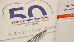 50 Jahre erfolgreiche Kariesprophylaxe mit Aminfluorid