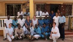 Patenschaft zu Gunsten der Zahnmedizin in Gambia