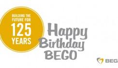 Zukunft seit 125 Jahren – BEGO feiert Jubiläum