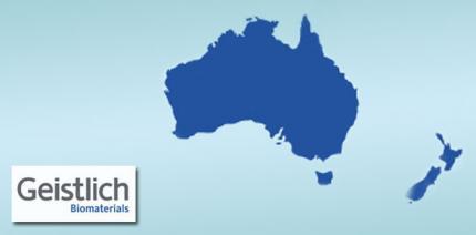 Geistlich Pharma gründet neunte Tochtergesellschaft in Australien