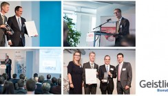 Innovationspreis 2014 an Geistlich Pharma verliehen