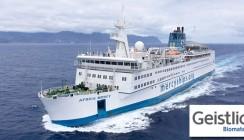"""Geistlich Pharma unterstützt """"Mercy Ships"""""""