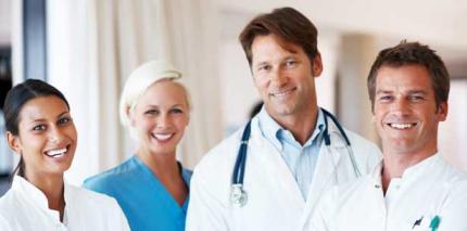 Immer mehr Menschen arbeiten in Gesundheitsberufen