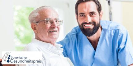 KZVB gratuliert Ernst Binner zum Bayerischen Gesundheitspreis