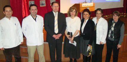 Grundlagenforschung: Erfolgreiche türkisch-deutsche Kooperation