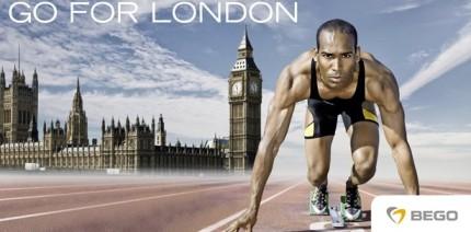BEGO bringt Fans zu den Olympischen Spielen