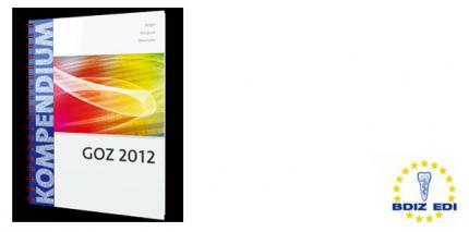 GOZ-Kompendium 2012: Ein Muss für jede Praxis