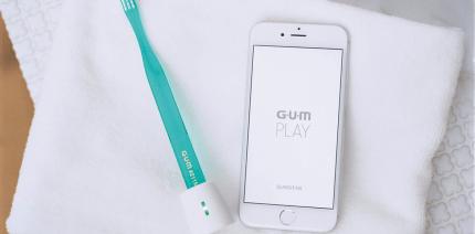 Mehr Spaß bei der Mundhygiene mit G・U・M PLAY