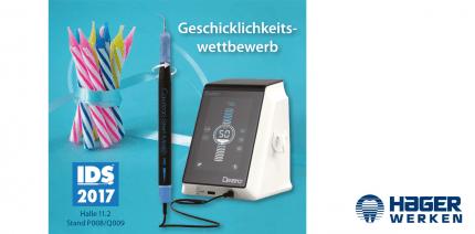 Hager & Werken: Cavitron Touch Gerät gewinnen