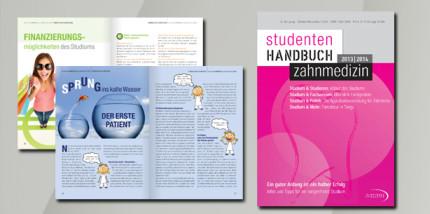 Zuverlässige Starthilfe: Das neue Studentenhandbuch Zahnmedizin