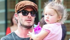 Schnuller-Alarm: Beckham-Spross droht Zahnfehlstellung