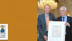 Prof. Dr. Elmar Hellwig mit Tholuck-Medaille 2015 ausgezeichnet