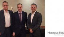 Heraeus Kulzer und Dental Wings schließen Entwicklungskooperation