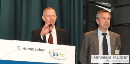 Heraeus Kulzer Lunch & Learn auf der DGPro-Jahrestagung