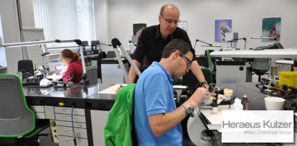 Heraeus Kulzer Workshop zur Funktionsdiagnostik: Den Patienten im Blick