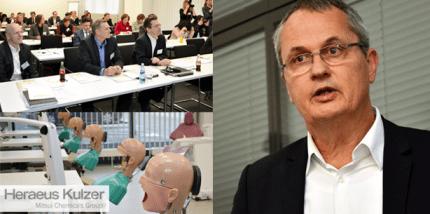 Heraeus Kulzer setzt zur IDS auf ganzheitliche Lösungen