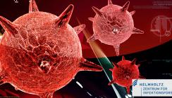 Herpesviren schlafen lassen