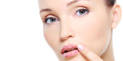 Weltneuheit verhindert Lippenherpes-Ausbrüche