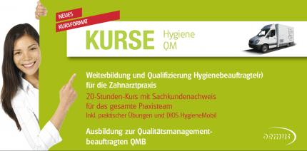 Hygienebeauftragte: Neues 20-Stunden-Kursformat