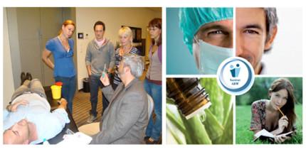 Endspurt für Zahnärztegruppe auf dem Weg zum Heilpraktiker