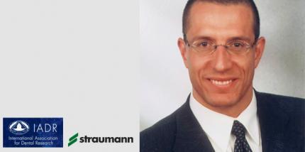 Prof. Anton Sculean mit IADR/Straumann Award ausgezeichnet