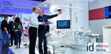 Messe-Highlight der Dental-Branche in Hamburg