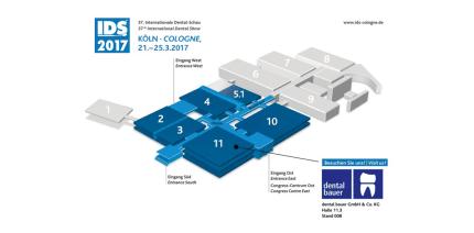 IDS 2017 –  Besuchen Sie uns in Köln