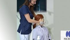 Roboter-Patientin auf IDS vorgestellt