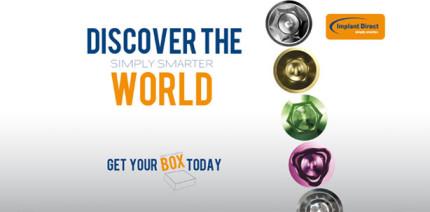 Implant Direct: Kennenlernpaket für Neukunden