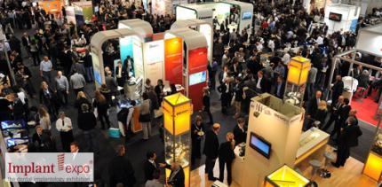 Implant expo 2011 in Dresden platzt aus allen Nähten