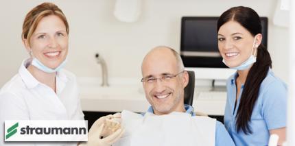 Straumann: Implantatstudien schaffen Vertrauen