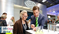 id infotage dental laden nach Düsseldorf, München und Frankfurt