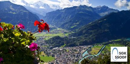 Schweizer Kieferorthopäden tagen in Interlaken