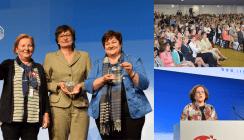 Dentalhygienikerinnen aus aller Welt trafen sich in Basel