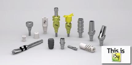 CAMLOG erweitert das iSy® Implantatsystem