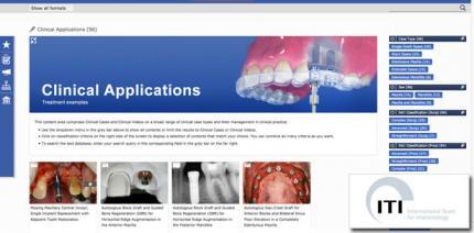 """""""Das Schweizer Taschenmesser im E-Learning der dentalen Implantologie"""""""