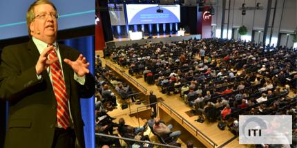 """ITI Kongress 2015 in Dresden – """"modern, praxisnah und evidenzbasiert"""""""
