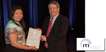 ITI vergibt André Schroeder-Forschungspreis 2015 an Wah Ching Tan