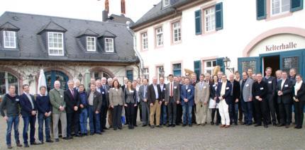 16. Treffen der ITI Sektion Deutschland in Eltville