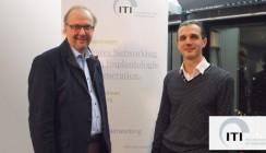 Prof. Dr. Daniel Buser zu Gast beim ITI Study Club in Berlin