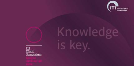 "ITI World Symposium 2014: ""Knowledge is key"""