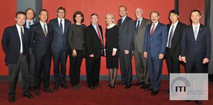 ITI-Präsidentenwechsel und Berufung des neuen Vorstands