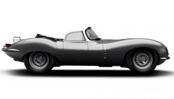 Erster originalgetreuer Nachbau des Jaguar XKSS