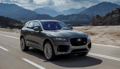 Jaguar F-PACE S ist sportlichster SUV des Jahres