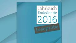 """Soeben erschienen: Das """"Jahrbuch Endodontie 2016"""""""