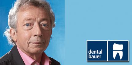 50 Jahre dental bauer – Dienstjubiläum von Helmut Wöckel