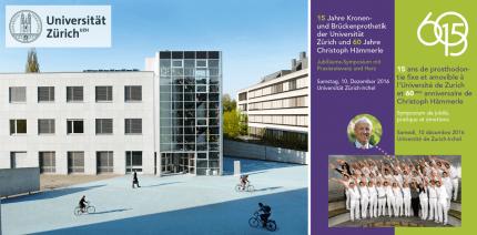 KBTM der Uni Zürich lädt zum Jubiläumssymposium