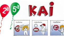 """KAI"" feiert 25. Geburtstag"