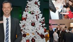 Vorweihnachtliche Stimmung beim KALADENT-Adventsmarkt