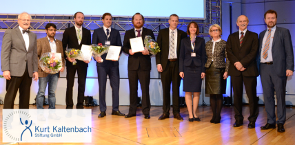 Dental Education Award 2015 verliehen